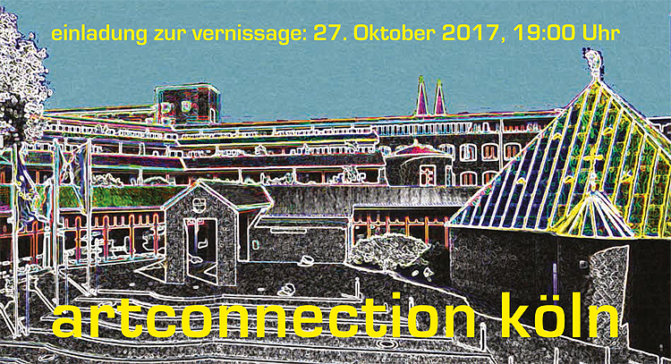 "EINLADUNG zur ""19. artconnection 2017"""