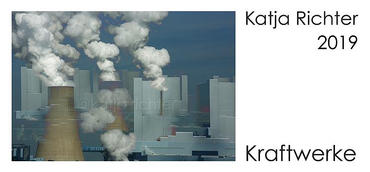 Katja Richter unterwegs . . . kommenden Ausstellungen 2. Halbjahr 2019