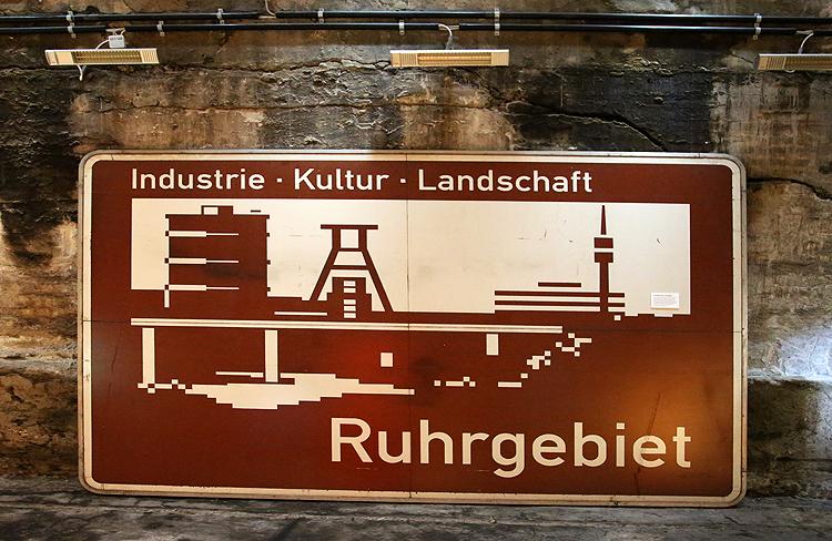 Katja Richter unterwegs . . . Revierkunst / Metropole Ruhr 2021