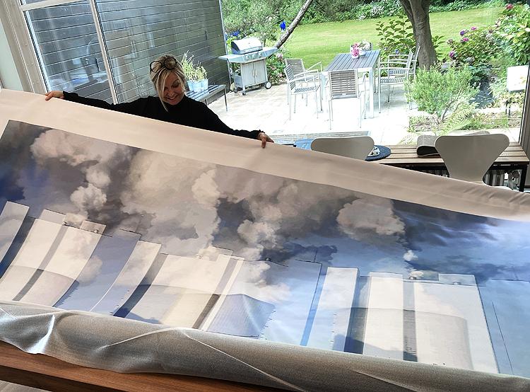 Vorbereitungen zur Revierkunst Ruhrgebiet 2021