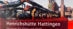 Katja Richter unterwegs . . . Revierkunst Henrichshütte Hattingen
